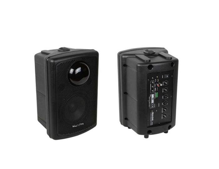 产品描述: - 采用美国进口d类数字功放 - 内置红外线无线接收模块
